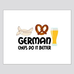 GERMAN CHEFS Posters