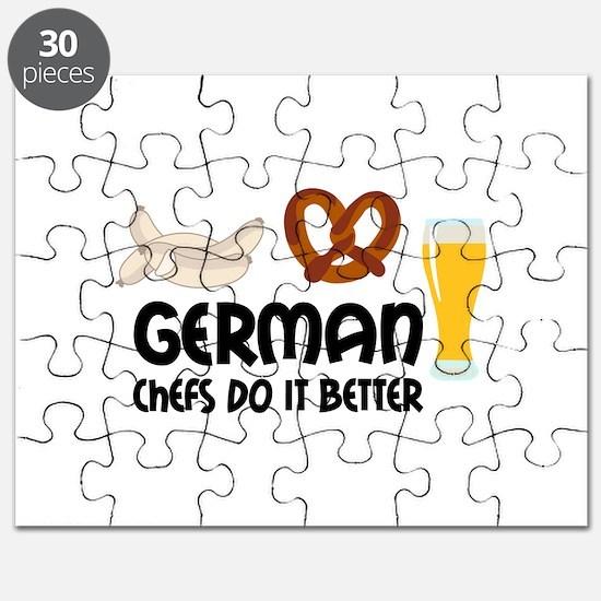 GERMAN CHEFS Puzzle