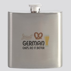 GERMAN CHEFS Flask