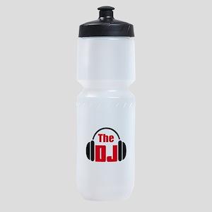 THE DISC JOCKEY Sports Bottle