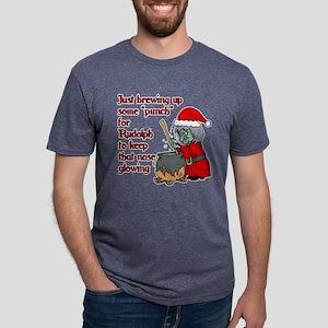 Brew for Rudolph Mens Tri-blend T-Shirt