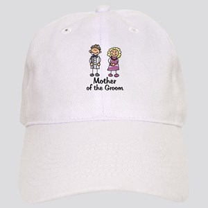 Cartoon Groom's Mother Cap