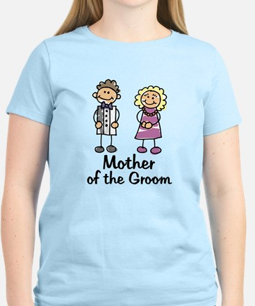 Cartoon Groom's Mother Women's Light T-Shirt