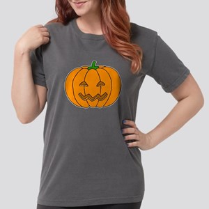 Jack O Lantern Womens Comfort Colors Shirt