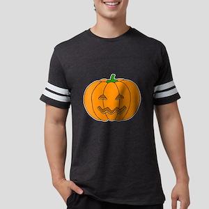 Jack O Lantern Mens Football Shirt
