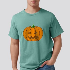 Jack O Lantern Mens Comfort Colors Shirt