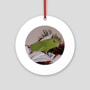 Female Mexican Parrotlet Ornament
