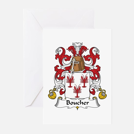 Boucher Greeting Cards (Pk of 10)