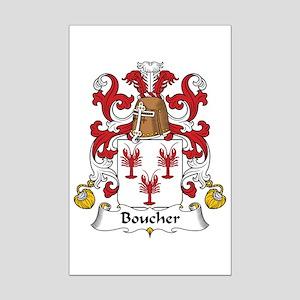 Boucher Mini Poster Print