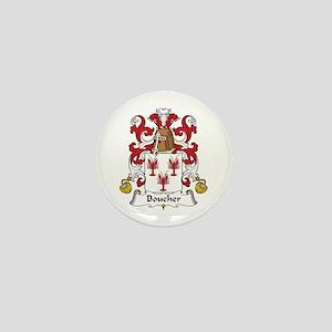 Boucher Mini Button