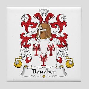 Boucher Tile Coaster