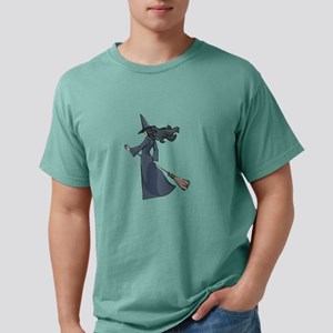 Leaving Witch Mens Comfort Colors Shirt