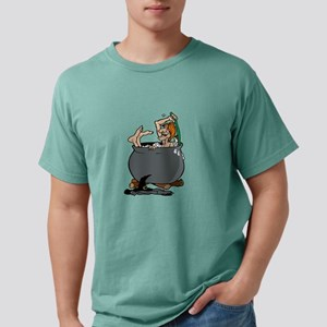 Clean Witch Mens Comfort Colors Shirt