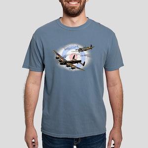 Spitfire and Lancaster T-Shirt