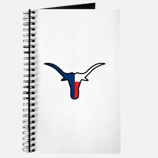 TEXAS FLAG LONGHORN Journal