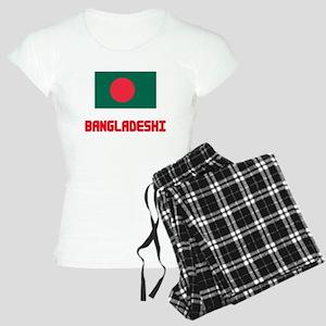 Bangladeshi Flag Design Pajamas