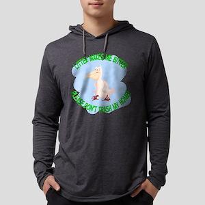Bitter Litter Pelican Mens Hooded Shirt