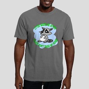 bitter litter raccoon Mens Comfort Colors Shirt