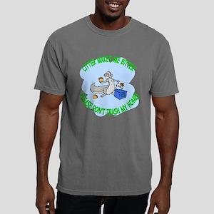 Bitter litter Squirrel Mens Comfort Colors Shirt