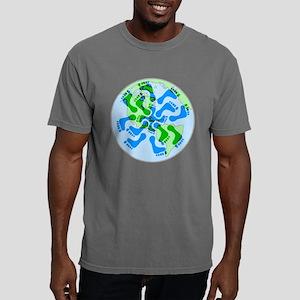 Footprint Planet Mens Comfort Colors Shirt