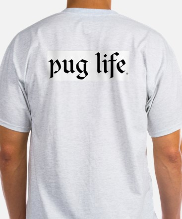 Pug Life Last Supper T-Shirt