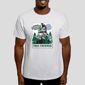Official Snowmobiler Tree Tri T-Shirt