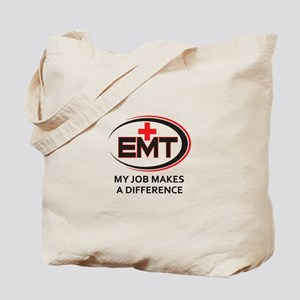 MAKES A DIFFERENCE Tote Bag