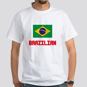 Brazilian Flag Design T-Shirt