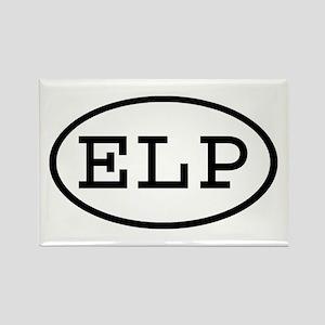 ELP Oval Rectangle Magnet