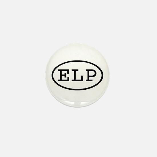 ELP Oval Mini Button
