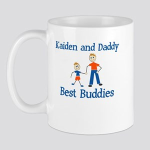 Best Buddies - Kaiden & Daddy Mug