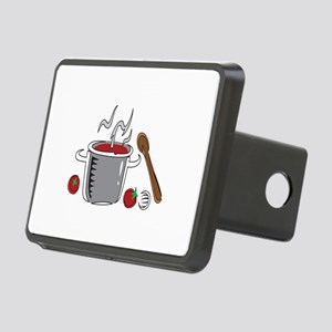 ITALIAN SAUCE COOKING Hitch Cover