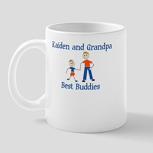 Kaiden & Grandpa - Best Buddi Mug