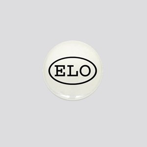 ELO Oval Mini Button