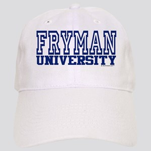 FRYMAN University Cap