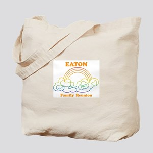EATON reunion (rainbow) Tote Bag