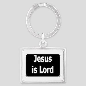 Jesus is Lord Landscape Keychain