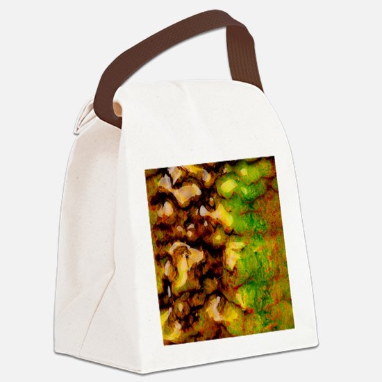 Thermal ecosystem Canvas Lunch Bag