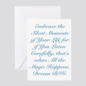 Moments of Magic Greeting Cards