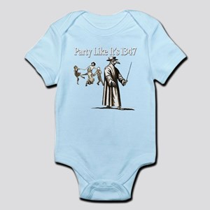 Party Like It's 1347 Body Suit