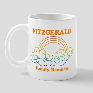 FITZGERALD reunion (rainbow) Mug