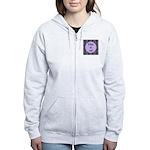 Class of 2015 Lilac Women's Zip Hoodie