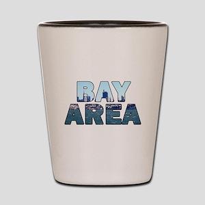 Bay Area 003 Shot Glass