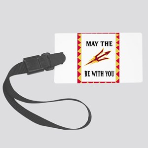FORK BE WITH YOU Luggage Tag
