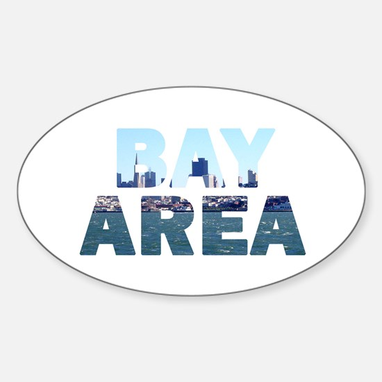 Bay Area 004 Decal