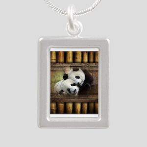 Panda Bear Love Necklaces
