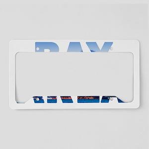 Bay Area 005 License Plate Holder