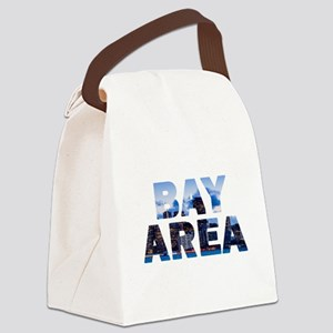 Bay Area 005 Canvas Lunch Bag