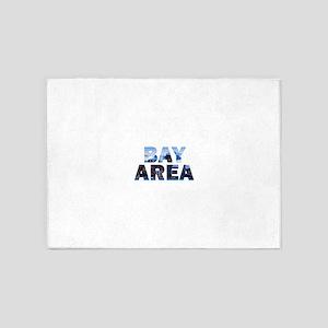 Bay Area 005 5'x7'Area Rug
