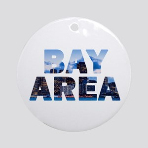 Bay Area 005 Ornament (Round)